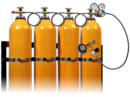 Oxygen Cascade Equipment
