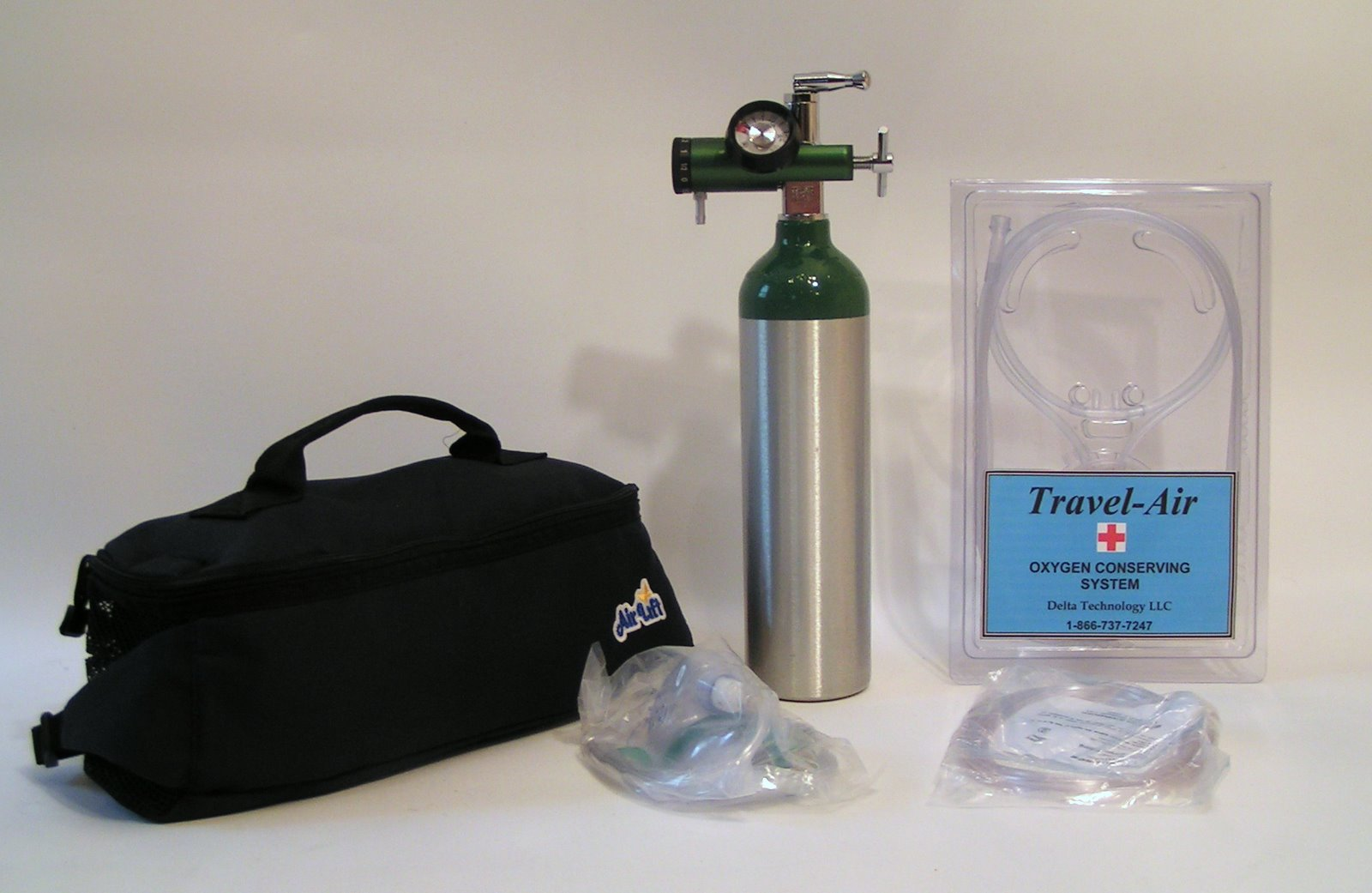 T 6 Portabletravel Oxygen System By Travel Air